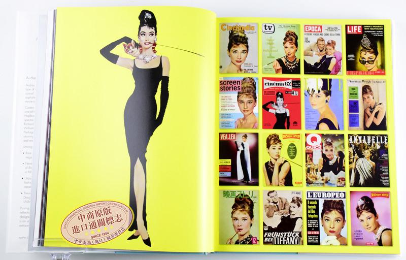 [英文原版]audrey: the 60s 奥黛丽.赫本60周年官方画册 写真集