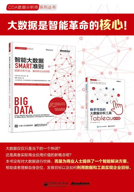智能大数据SMART准则:数据分析方法、案例和行动纲领 PDF下载